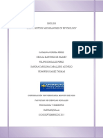 Actividad Final Inglés Origen Historia y Ramas de La Psicologia