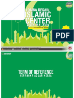 Term of Reference Islamic Center