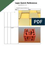 Formas de Los DIFs en Mandelbulb 3D