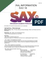 SAX16 Saxophone Festival-1