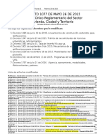 Decreto 1077 Compilado- Julio 25 de 2016