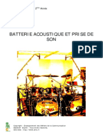 drum reccord L french