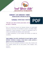 Workshop Heal Your Life