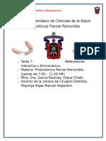 Retenedores Indirectos y Biomecánica.