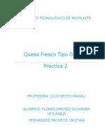 Practica 2 Queso Original Sd