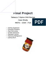 final project document
