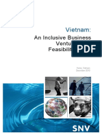 2010 ADB Vietnam Inclusive Business Feasibility Study FINAL