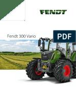 Fendt 300 Vario Manual