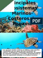 Principales Ecosistemas Marinos-Costeros de Panamá.pptx