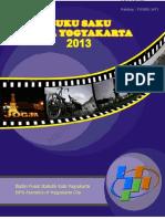 Buku Saku Kota Yogyakarta 2013