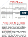 Métodos de Clasificación Rocas