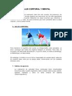 Salud Corporal y Mental Informe (2)