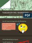 Variables Del Marketing