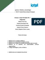 172349931 Bioetica y Tanatologia Ensayo Equipo 1