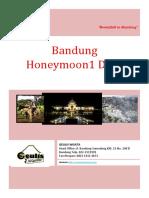 Bandung Honeymoon 1 Day