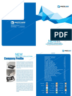 2015 Catalog for Industrial Scale