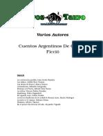 Varios - Cuentos Argentinos de Ciencia Ficcion