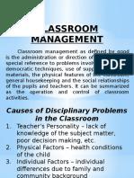 7 - ClassroomManagement.pptx