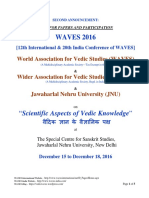 WAVES 2016 - Second Announcement.pdf