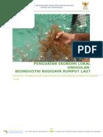 20161025 Ekonomi Lokal Rumput Laut