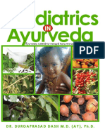 Paediatrics in Ayurveda Jan2014