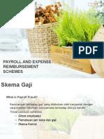 Payroll and Expense Reimbursement Schemes