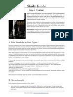Study Guide Gran Torino