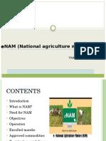 Enam -National Agriculture Market
