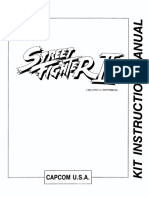 Street Fighter II [Kit Instructions] [English]
