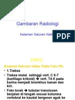 Gambaran Radiologi