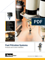 Racor Fuel Filtration - Fuel Filtration Products - 7529
