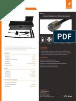 Caméra d'inspection télescopique - SCOPICAM®