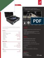 Caméra d'inspection de canalisation - TUBICAM® R 22mm