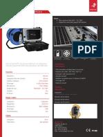 Caméra d'inspection verticale - VERTICAM®
