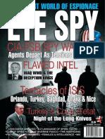 Eye Spy Intelligence - Issue 104 2016