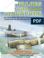 Buffaloes Over Singapore by Geoff Fisken