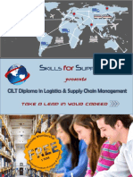 Brochure CILT Diploma in Logistics and Supply Chain Management