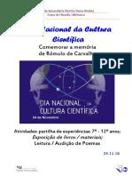 Rómulo de Carvalho - Cartaz 16.17