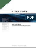 IconMasterOperation EditionE Manual
