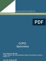 COPD Spirometry Module