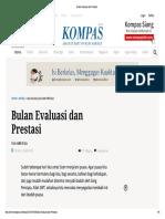 Bulan Evaluasi dan Prestasi, Kompas 2015.pdf