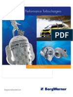 BorgWarner 2015 Catalog