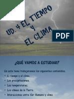 UD 4 Tiempo y Clima