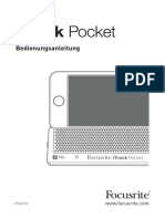 Itrack Pocket User Guidede