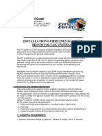 Installation Guidelines for Solar Photovoltaic Systems 6