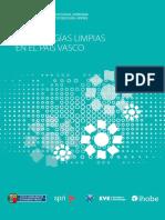 Listado de Tecnologías Limpias País Vasco