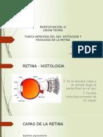 Histologia y Fisiologia de La Retina Gabriel Barzallo Tercero C