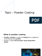 Powder Coating L8