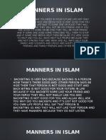 islamic studies assessment term 2
