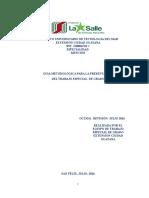 Guía Metodologica La Salle(2016) Actualizada Original